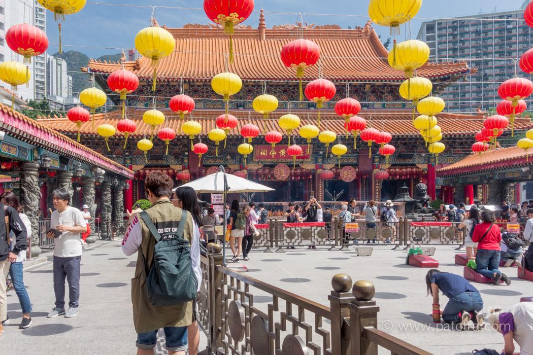 Wong Tai Sin Temple Hongkong