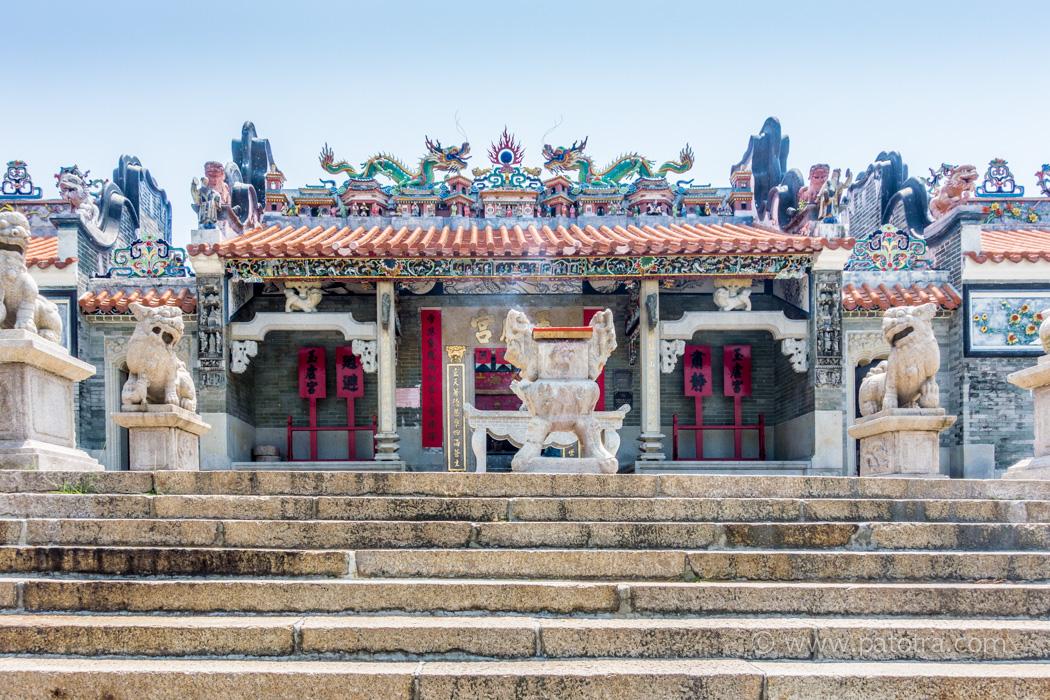Cheung Chau Tempel