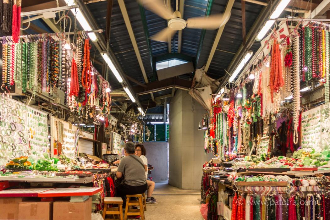 Jade Market Hongkong