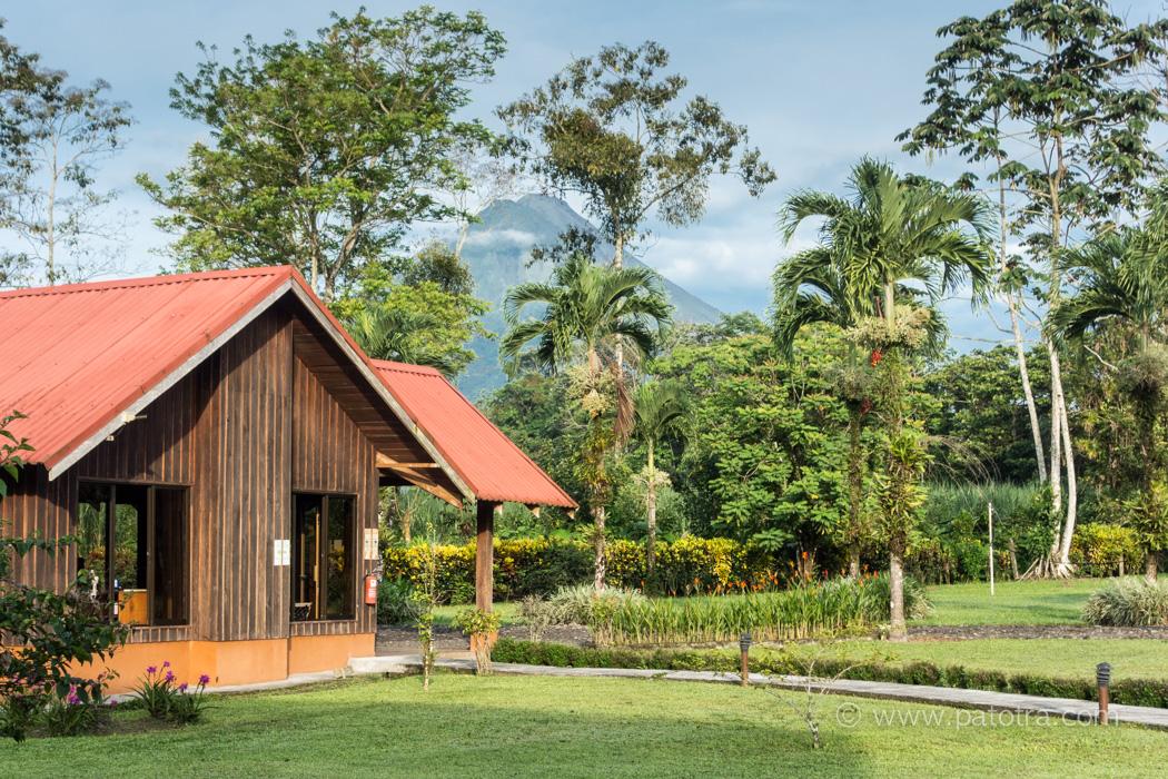 Costa Rica, Region Arenal, mit dem Vulkan Arenal