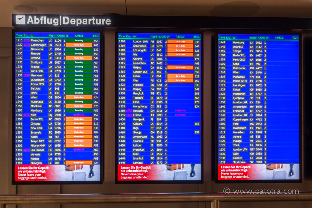 Reisevorbereitung Reiseziel