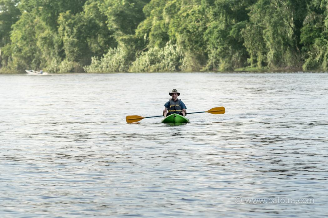 Kanu Tortuguero