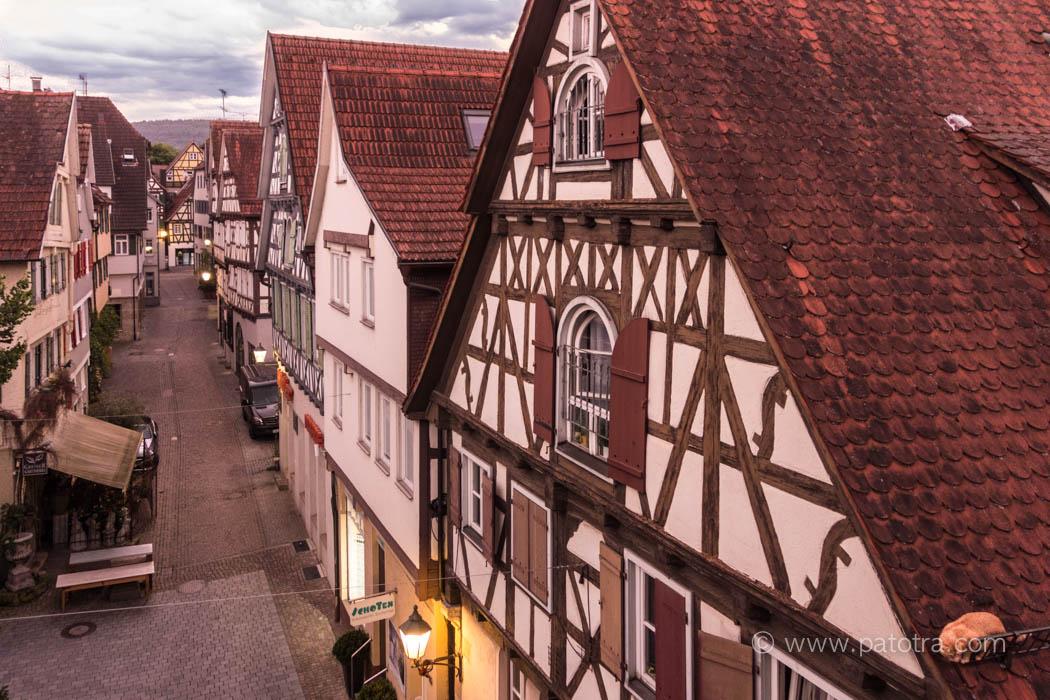 Morgen in Schorndorf