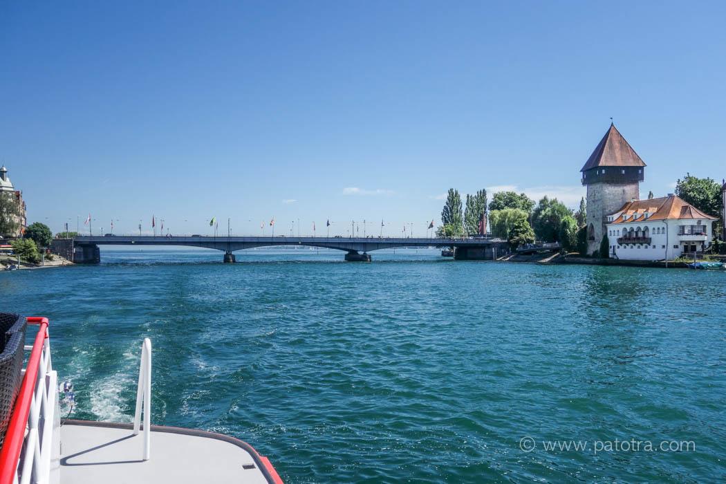 Konstanz Bodensee Rhein