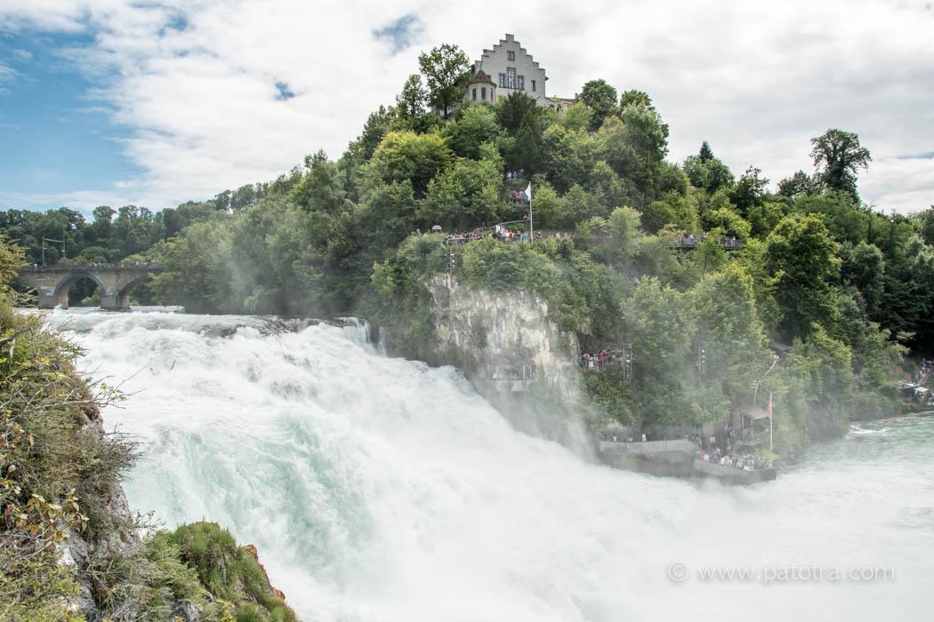 Dachsen Rheinfall