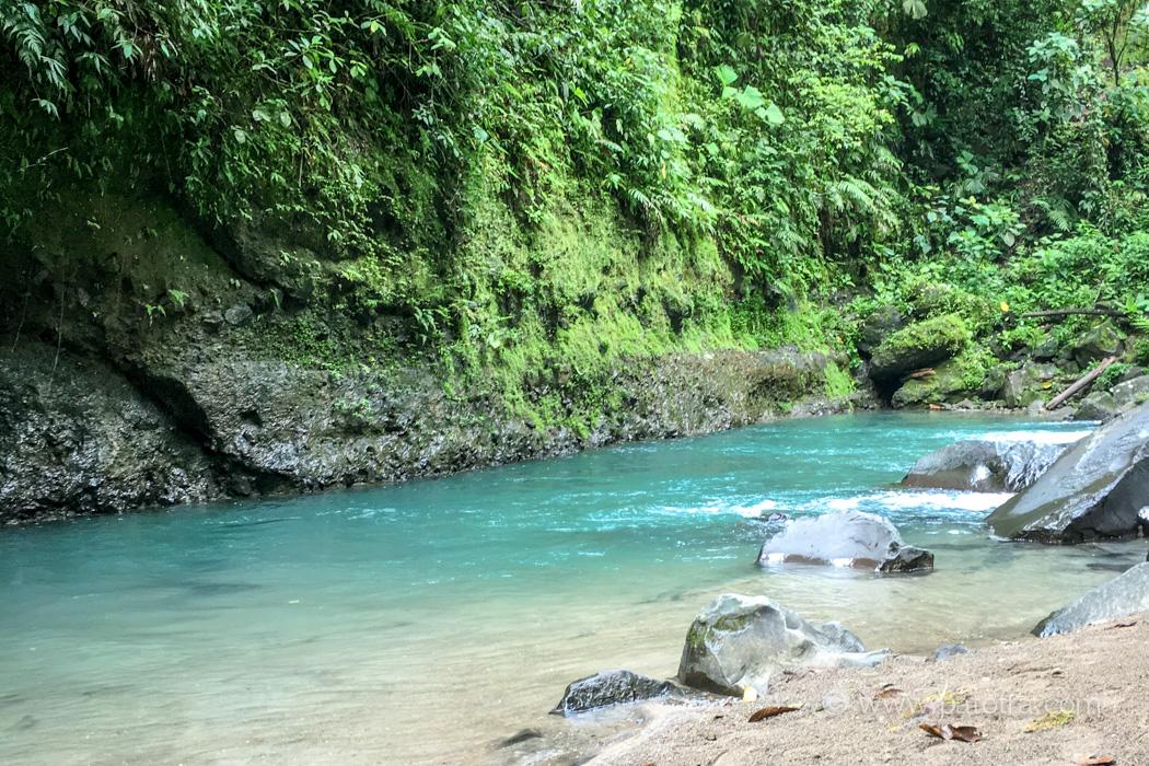 Baden La Fortuna Costa Rica