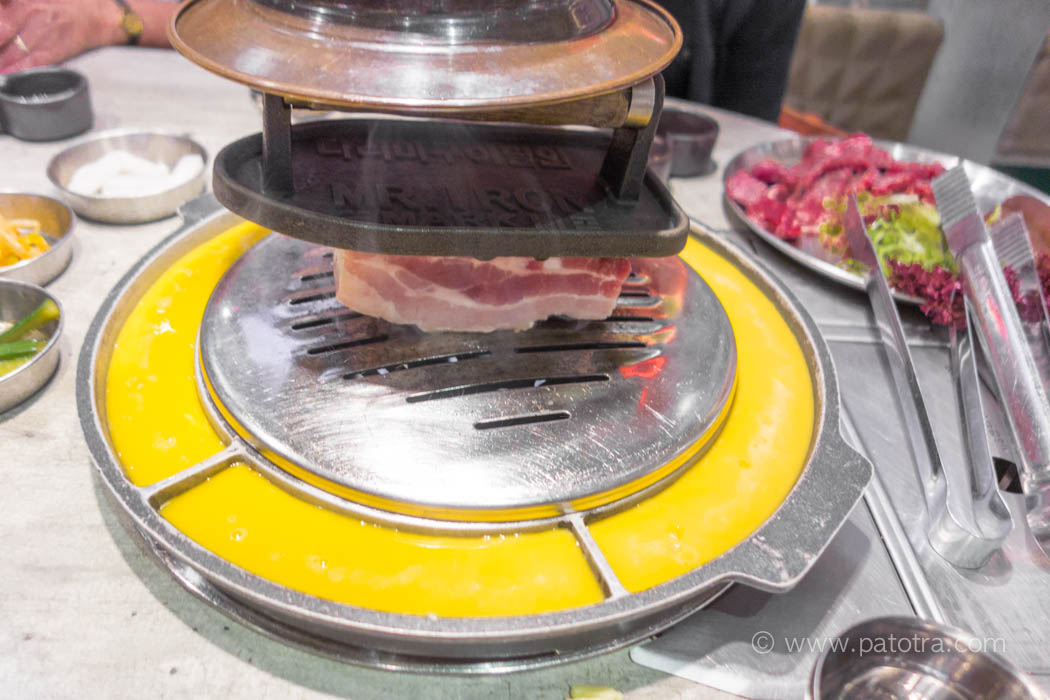 Fleisch buegeln Hongkong