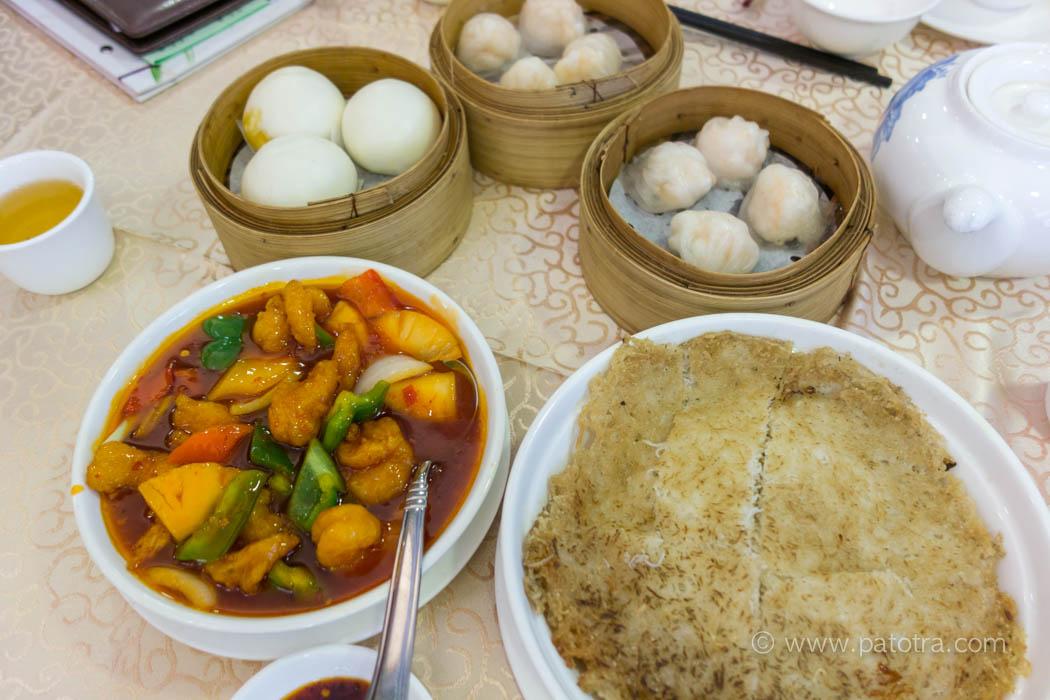 Sheung Wan Ho Choi Seafood Restaurant