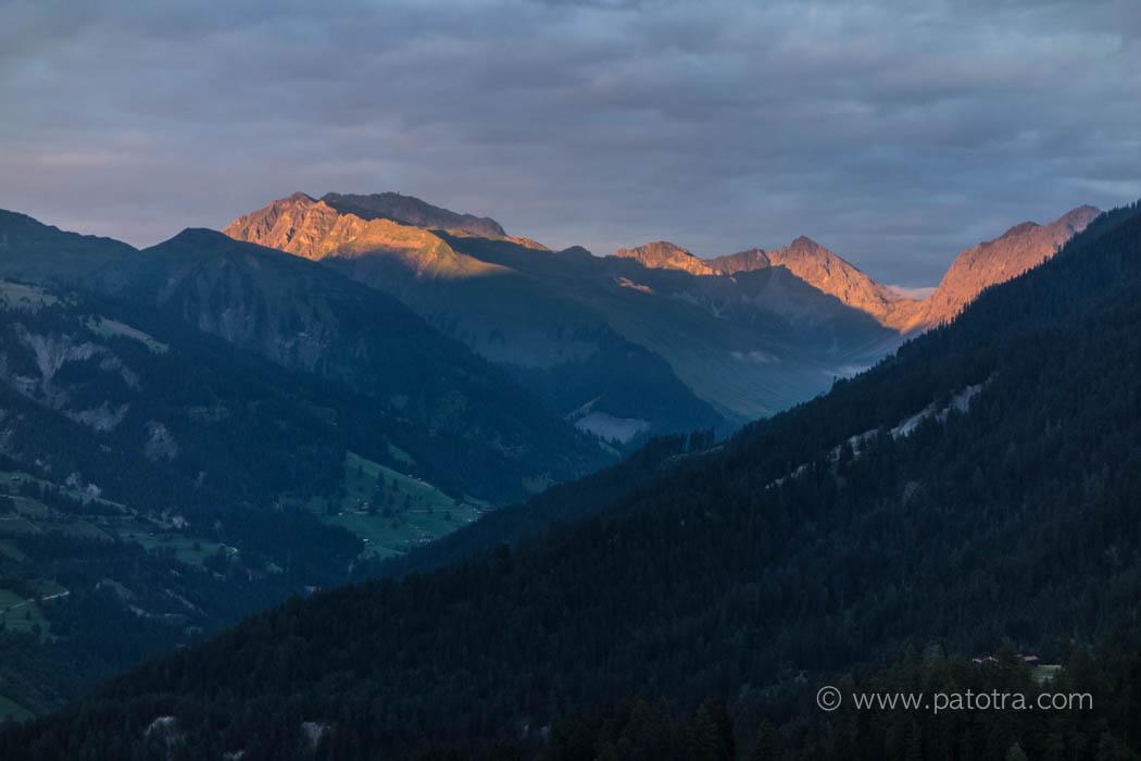 Bergblick The Alpina Tschiertschen
