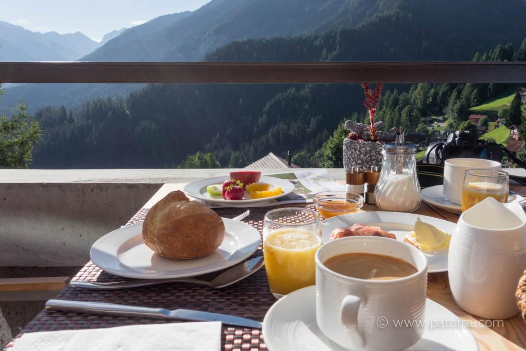 Morgen The Alpina Tschiertschen