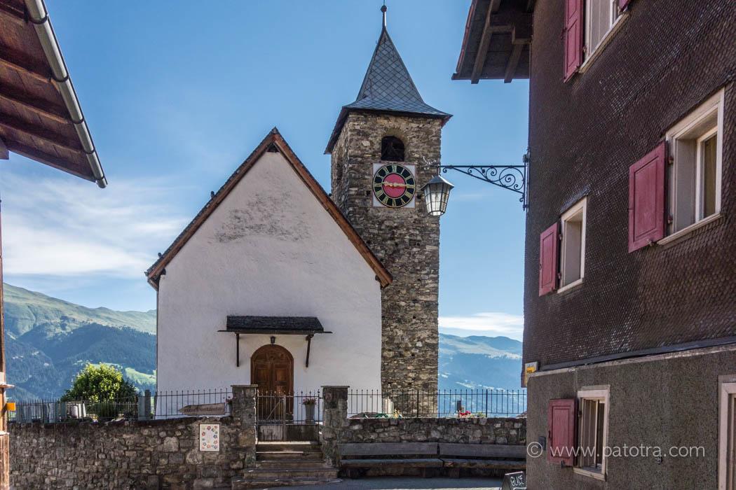 Kirche Tschiertschen