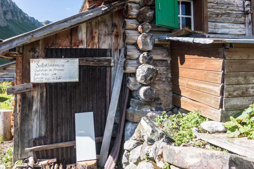 Alp Tschiertschen