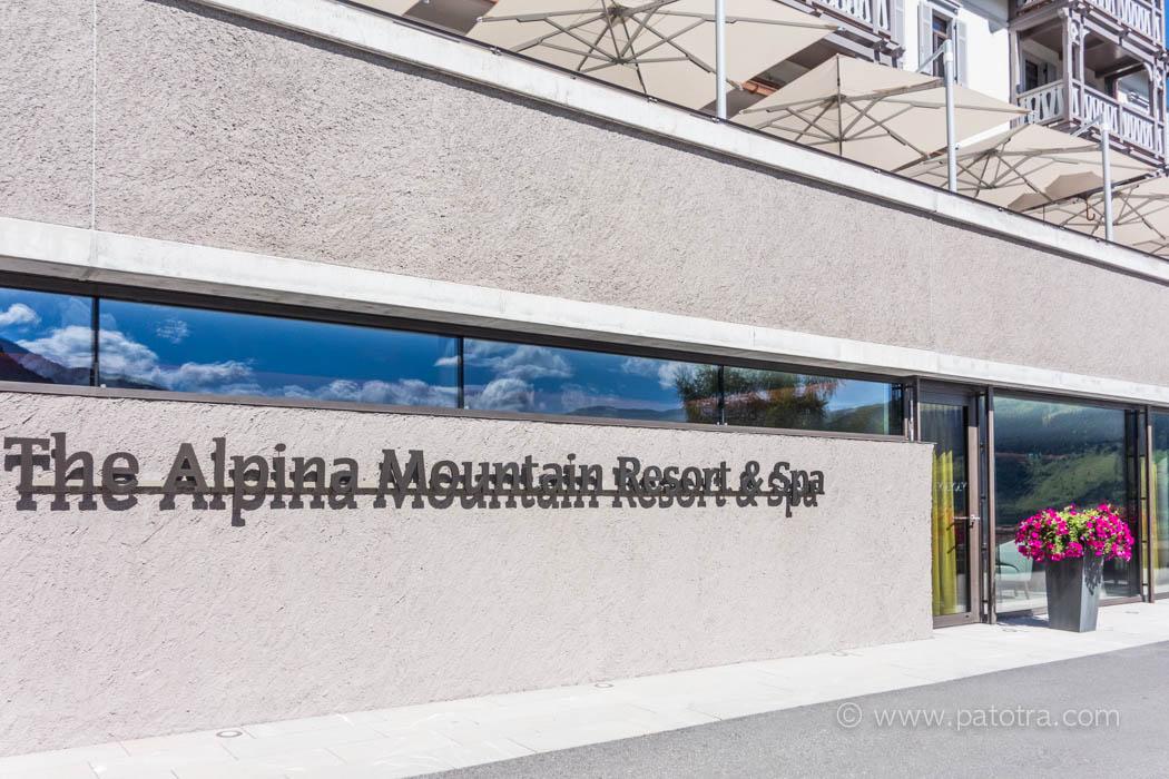 The Alpina Tschiertschen
