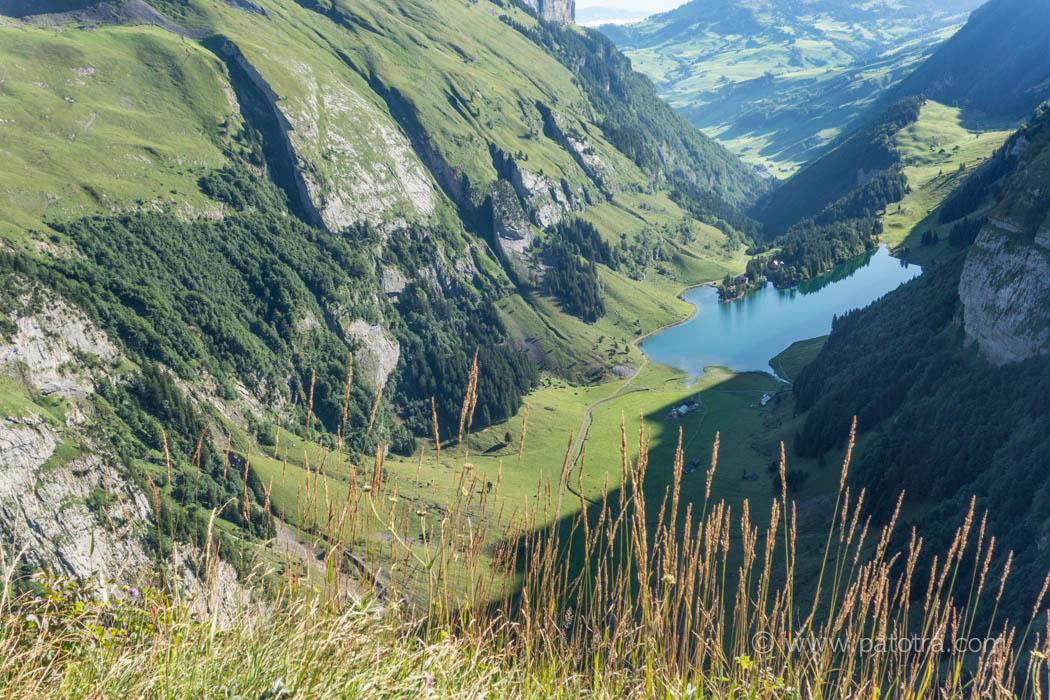 Panorama Ageteplatte