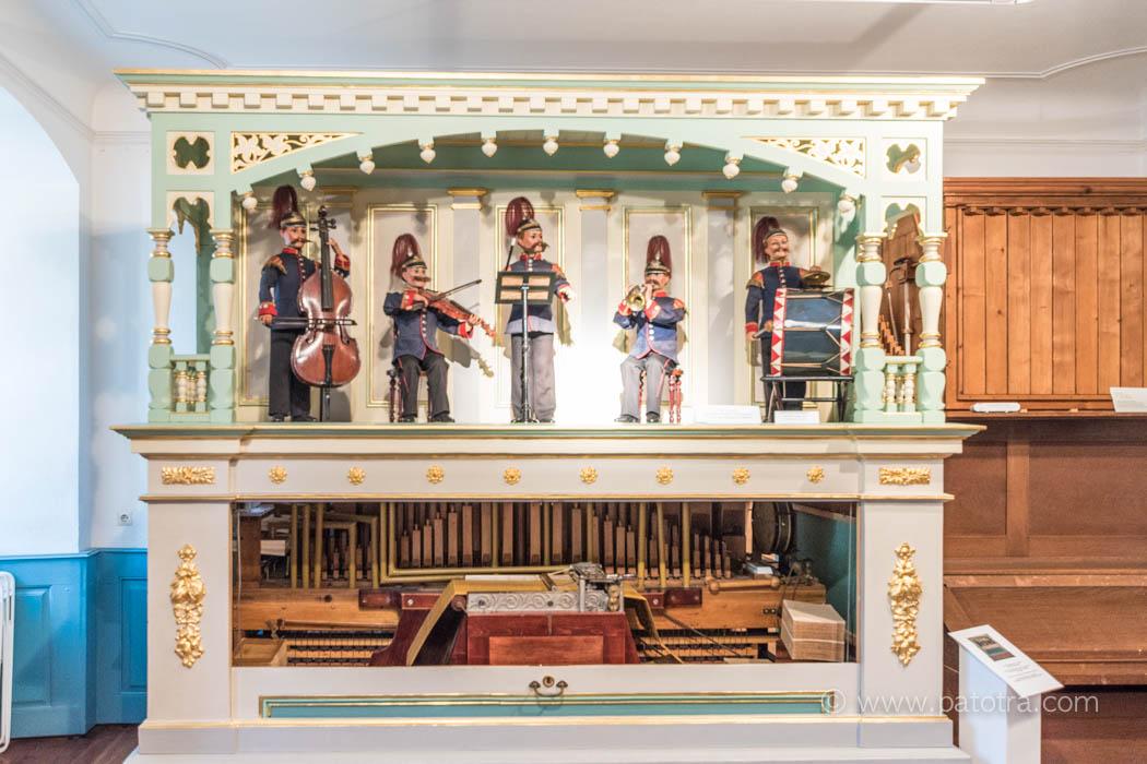 Orgel Museum Waldkirch