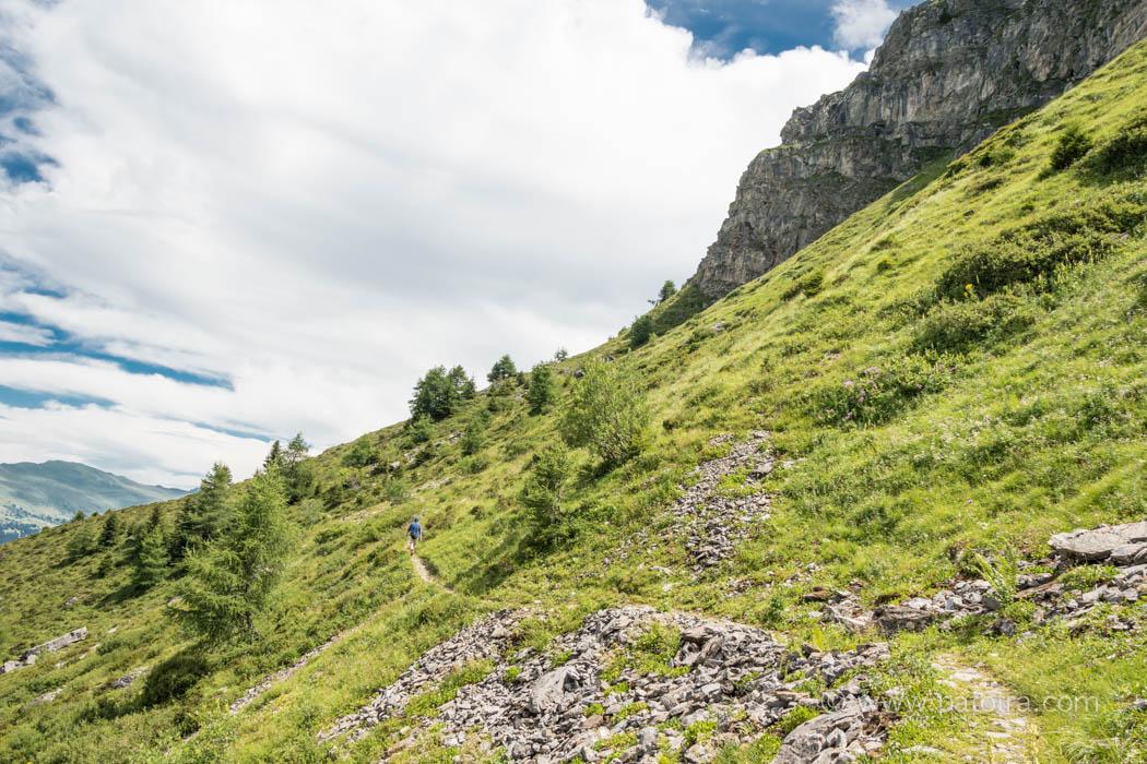 Wanderpfad Jochalp