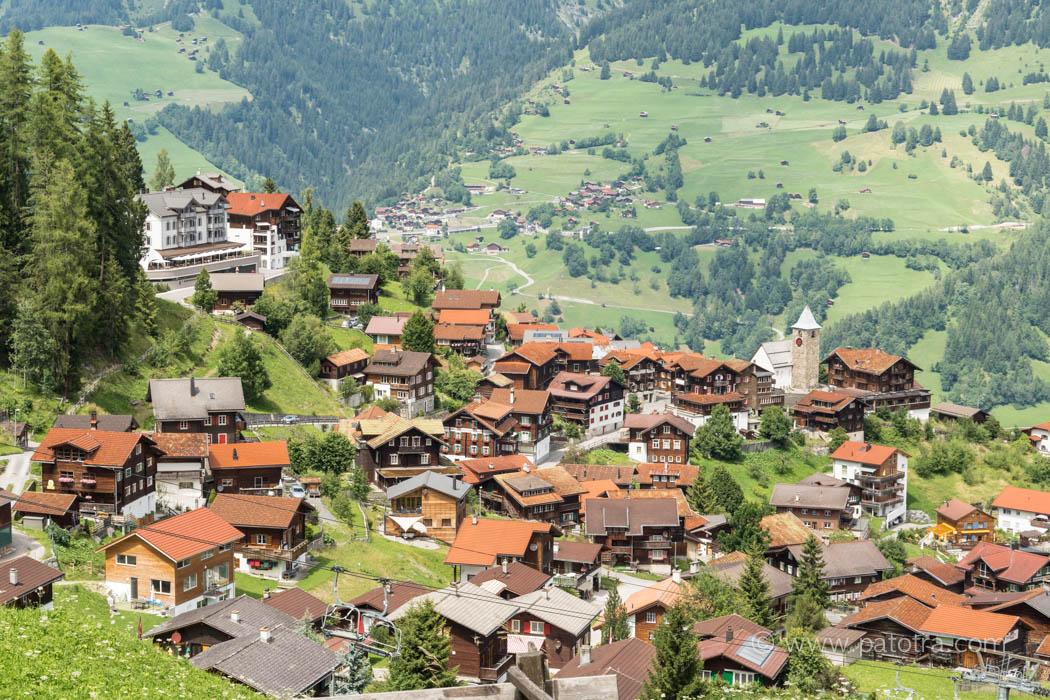 Tschiertschen und The Alpina