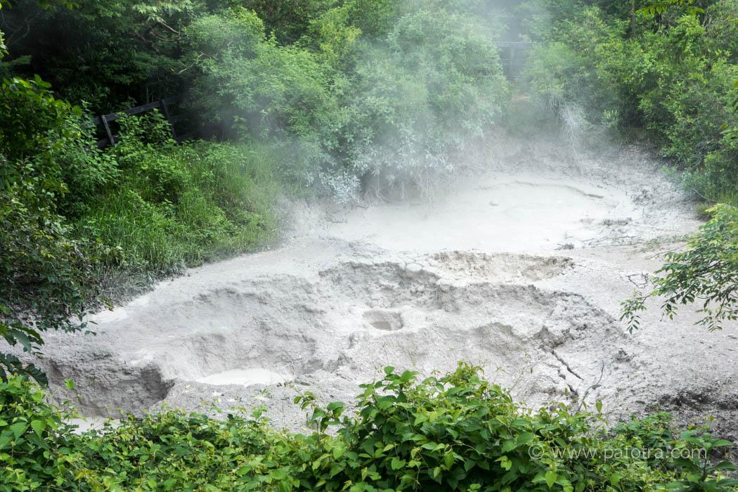 Vulkanschlamm Rincon de la Vieja