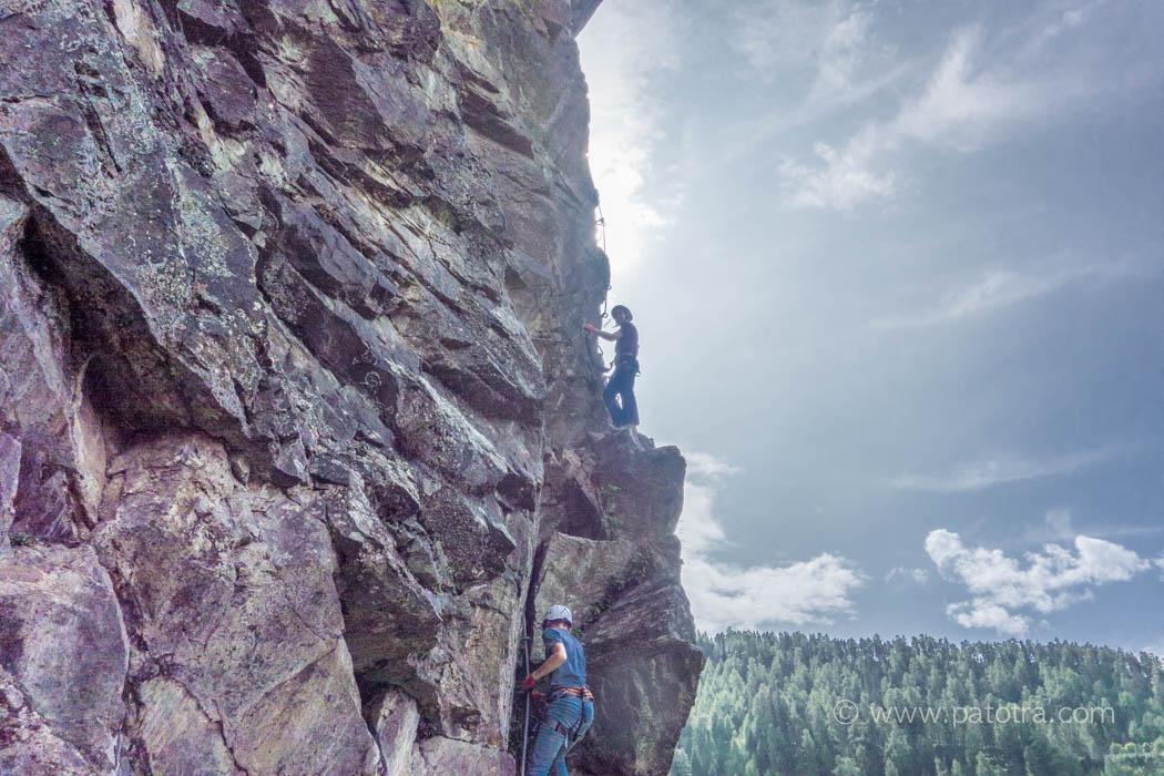 Klettersteig Stern Obsteig