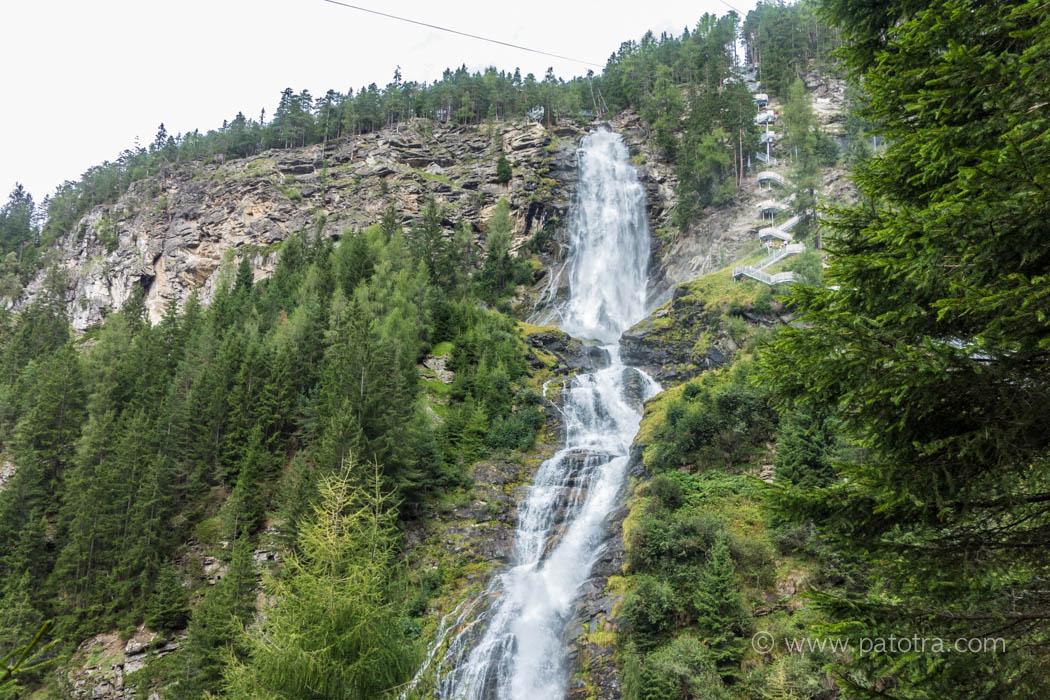 Wasserfall Stuibenfall
