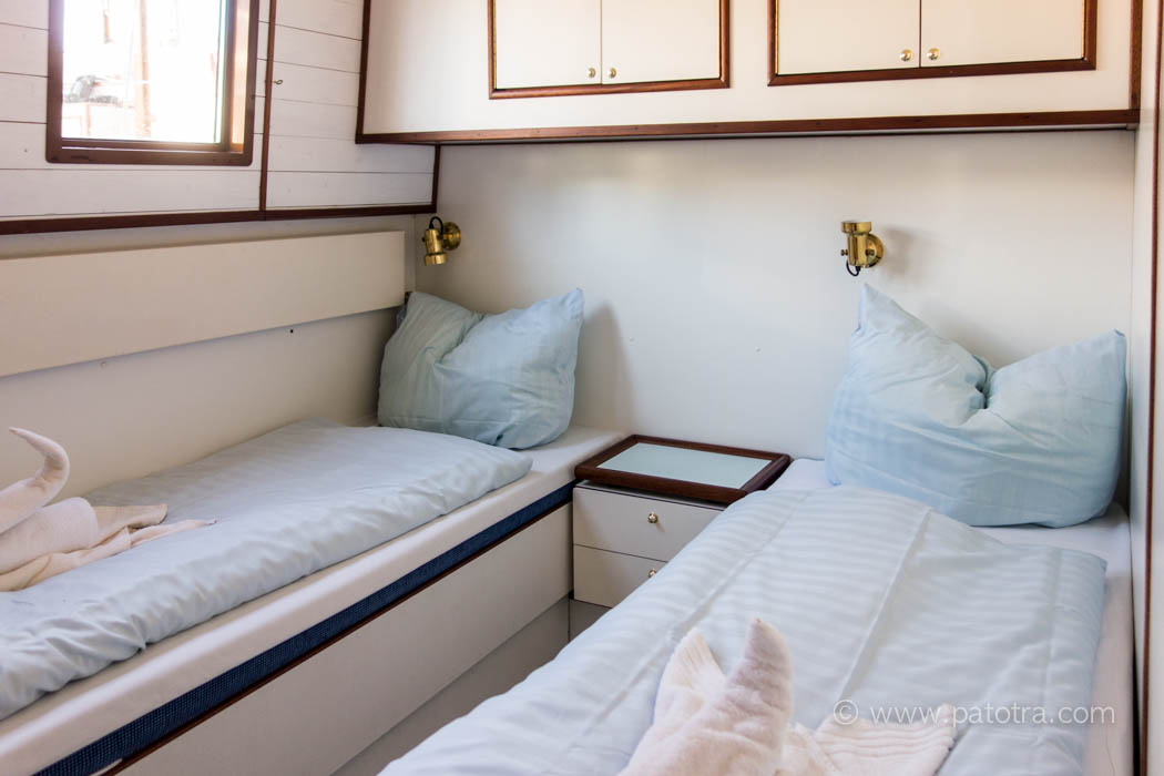 Koje Hausboot Kormoran