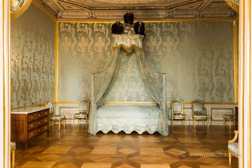 Zimmer Schloss Rheinsberg