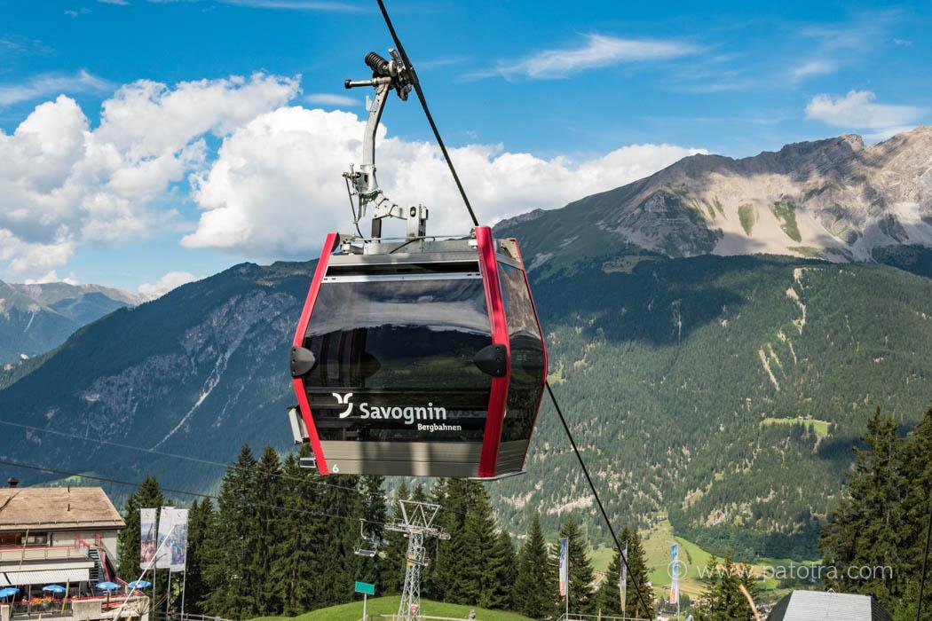 Bergbahn Savognin