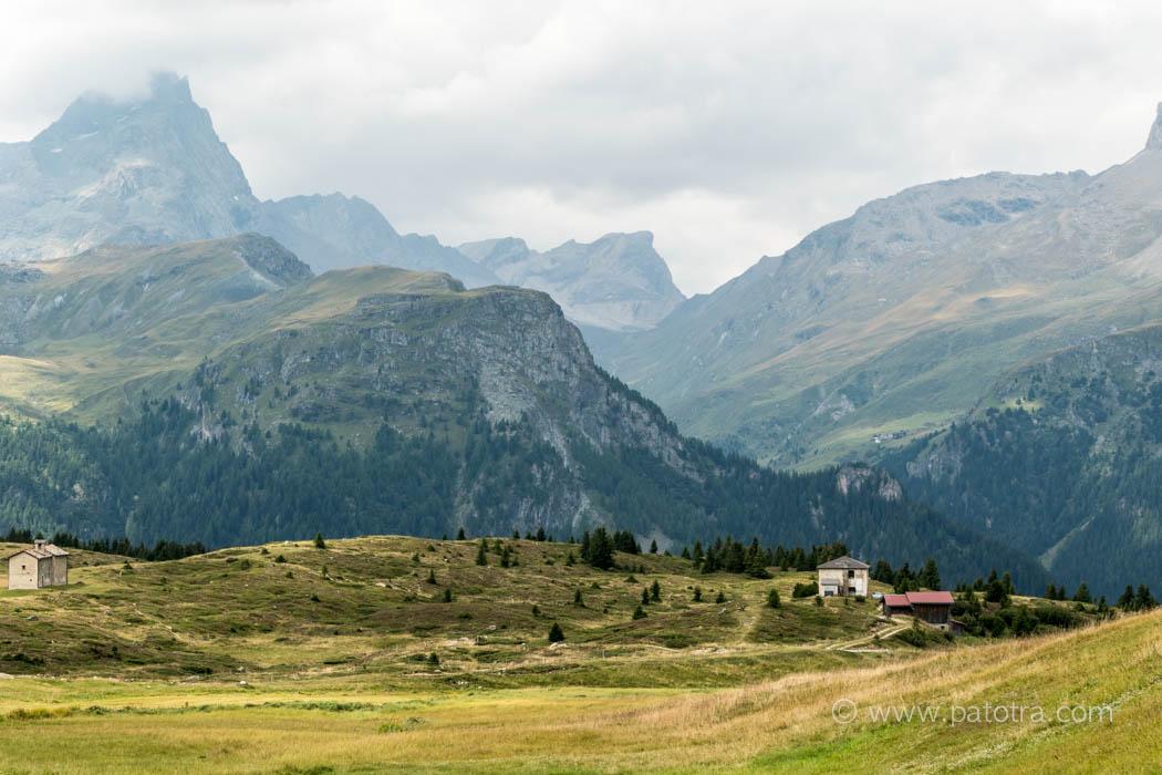 Traumhafte Bergwelt Schweiz