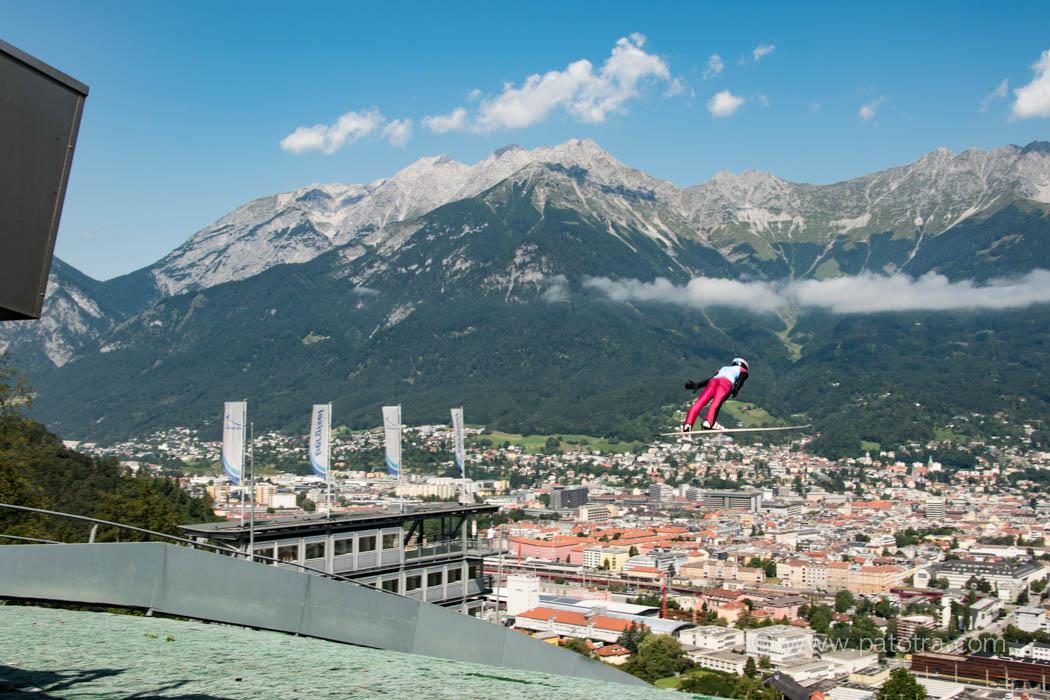 Skispringen Bergisel