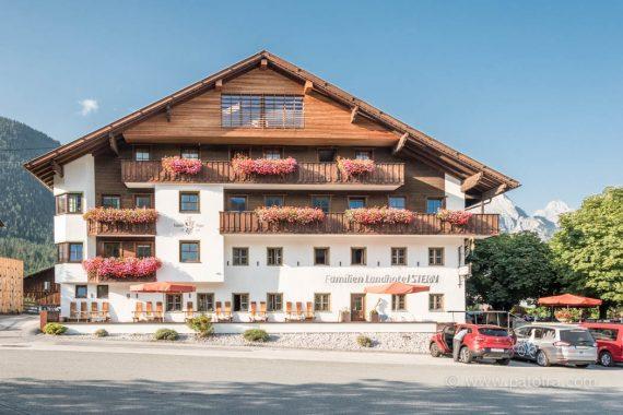 Familien Landgasthaus Stern, Obsteig