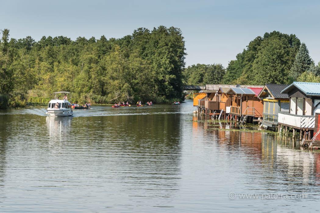 Hausbootferien Deutschland