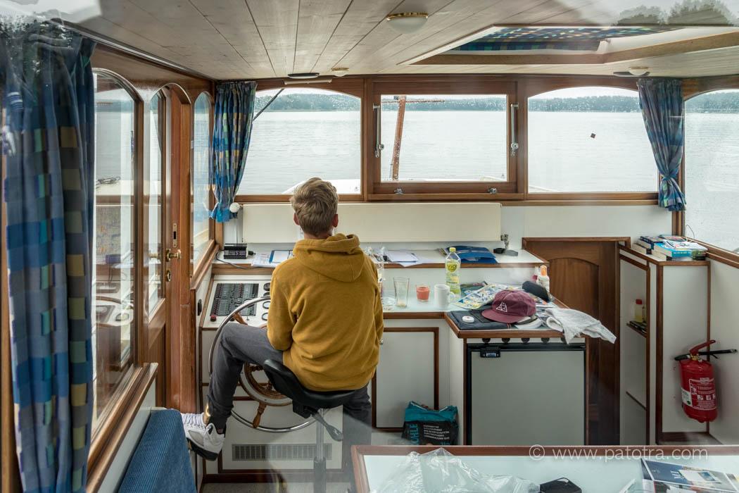 Entspannte Hausbootferien