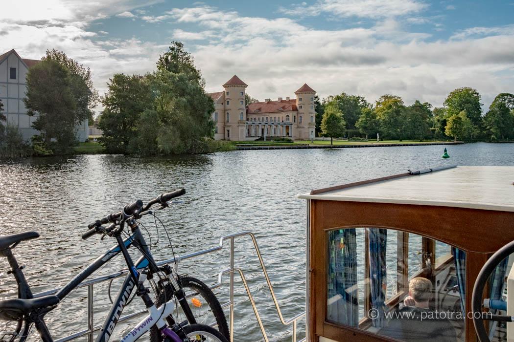 Bootsferien Rheinsberg