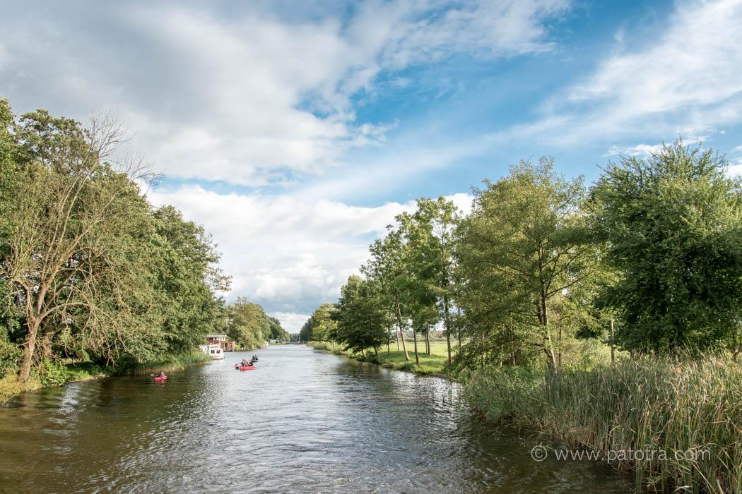Kanal Hausbootferien