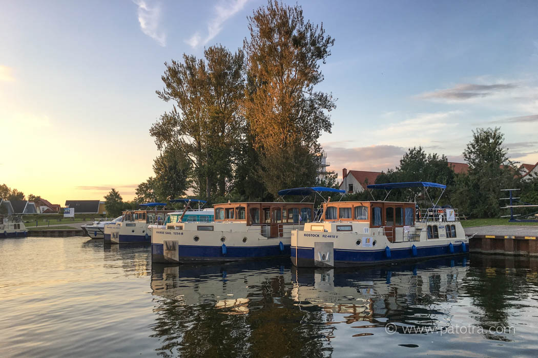 Hausboote Kuhnle Kormoran