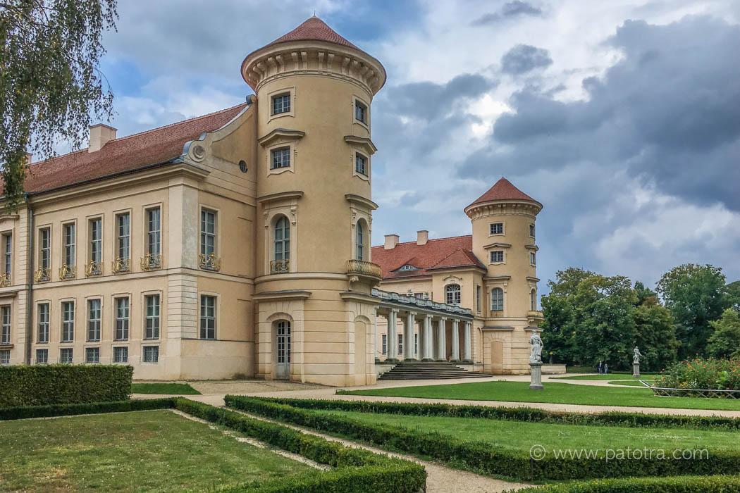 Garten Schloss Rheinsberg