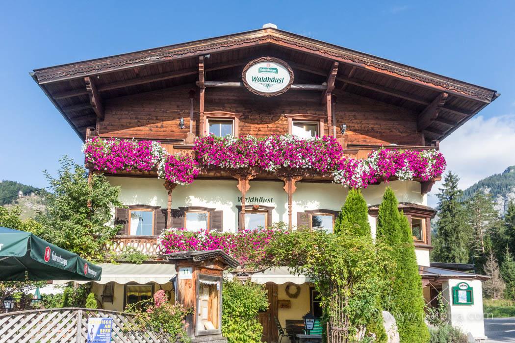 Hotel Steinberg am Rofan