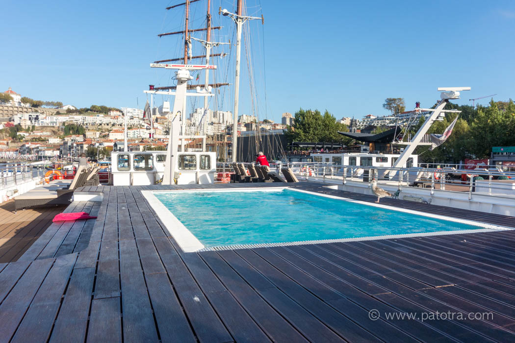Pool Flusskreuzfahrt Douro