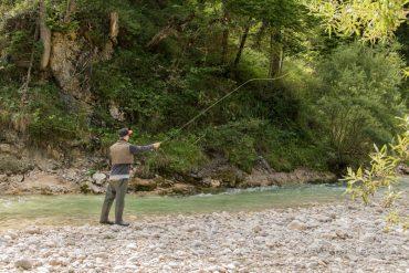 Fliegenfischen in Tirol