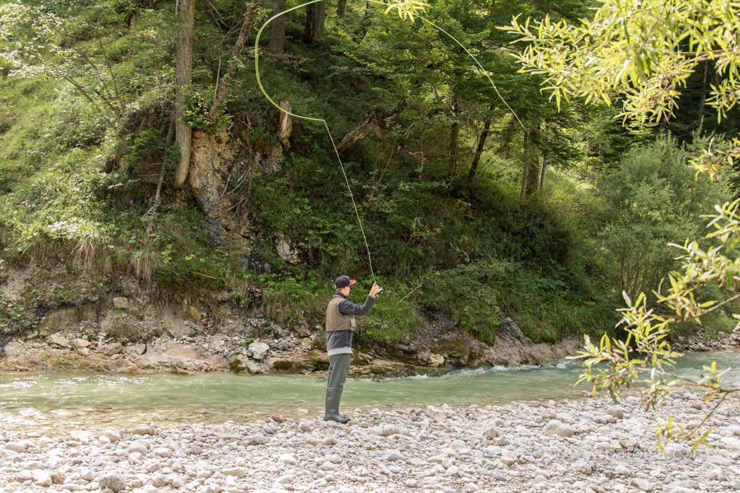 Fliegenfischen Tirol
