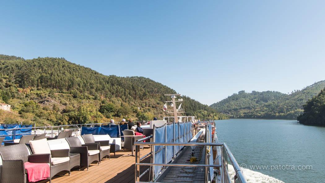 Flusskreuzfahrt auf dem Douro