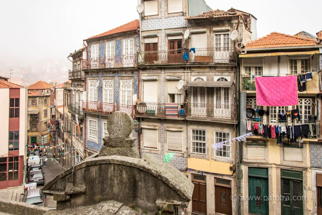 Melancholisches Porto