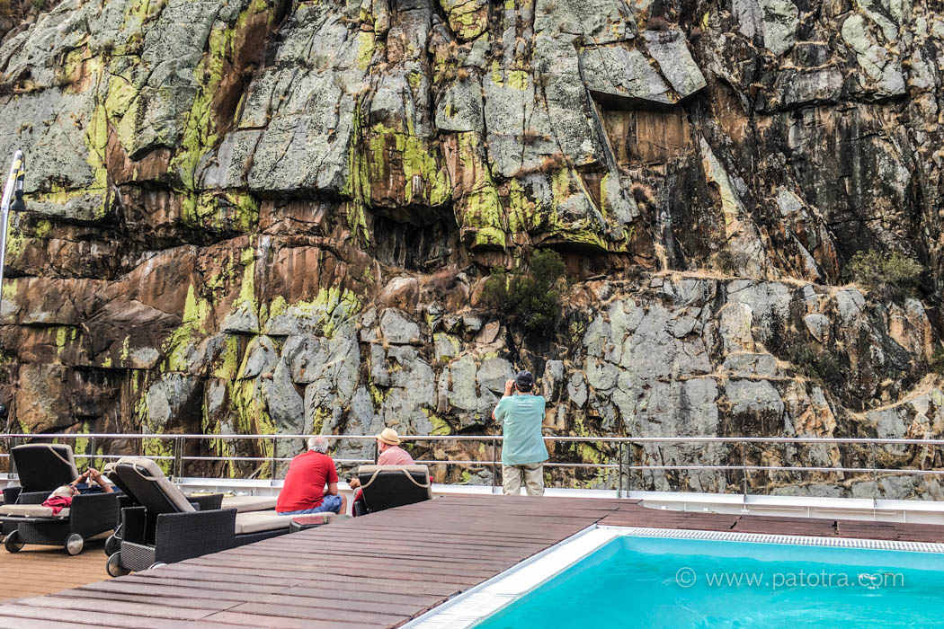Douro Felswand