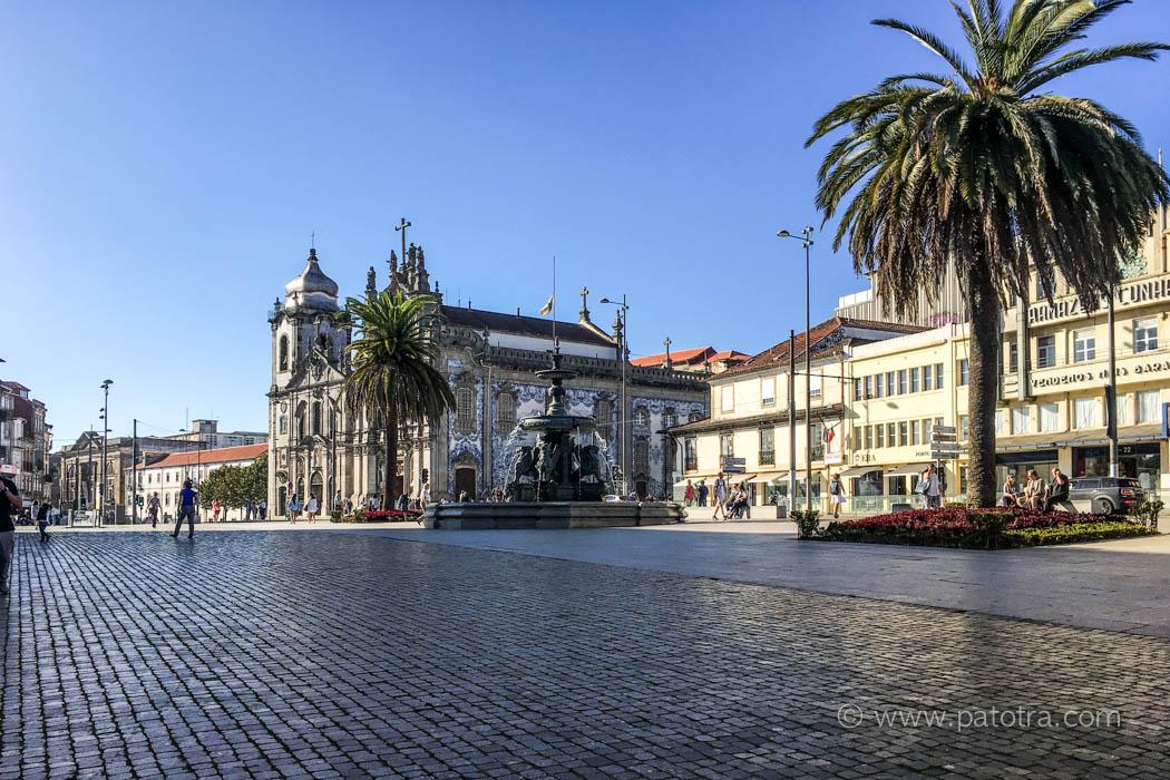 Stadt Porto