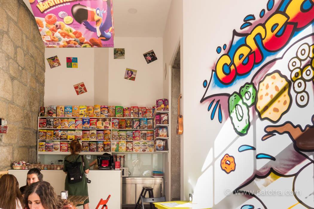Cereal Bar Porto