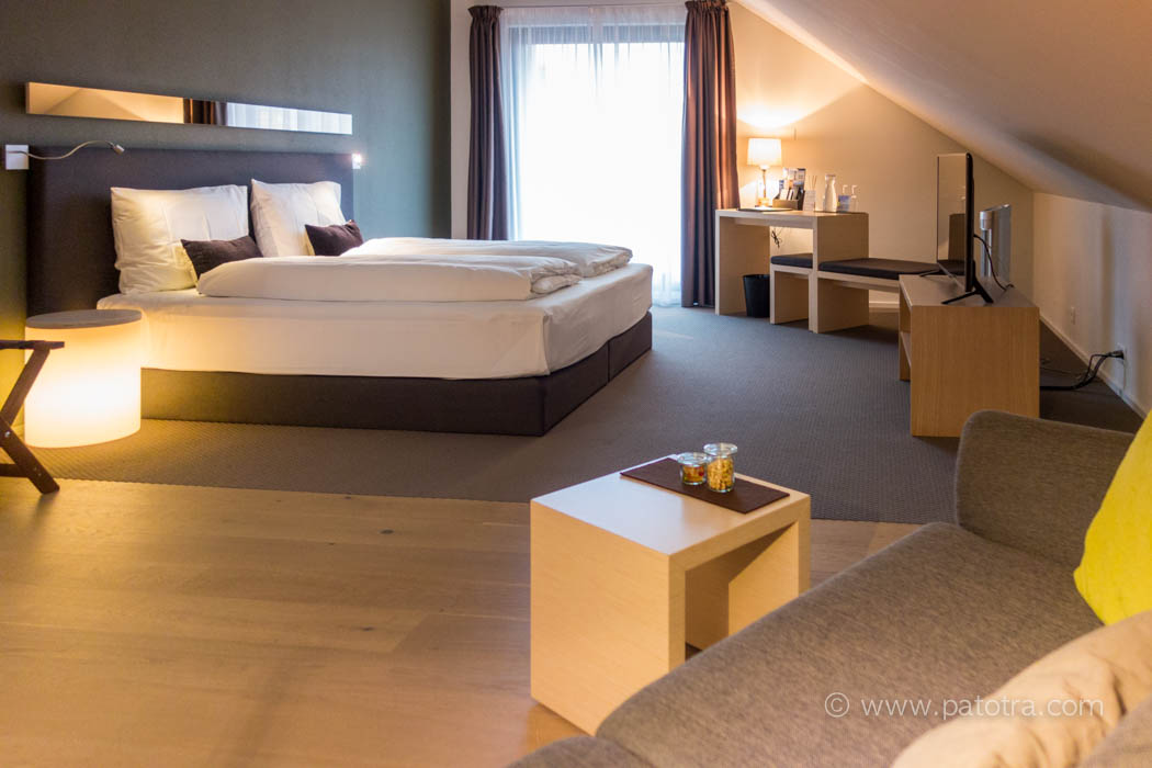 Juckers Boutiquehotel Zimmer