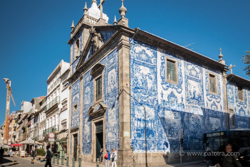Fussgaengerzone Porto