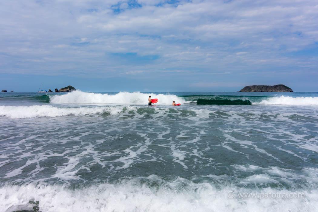 Surfen Manuel Antonio