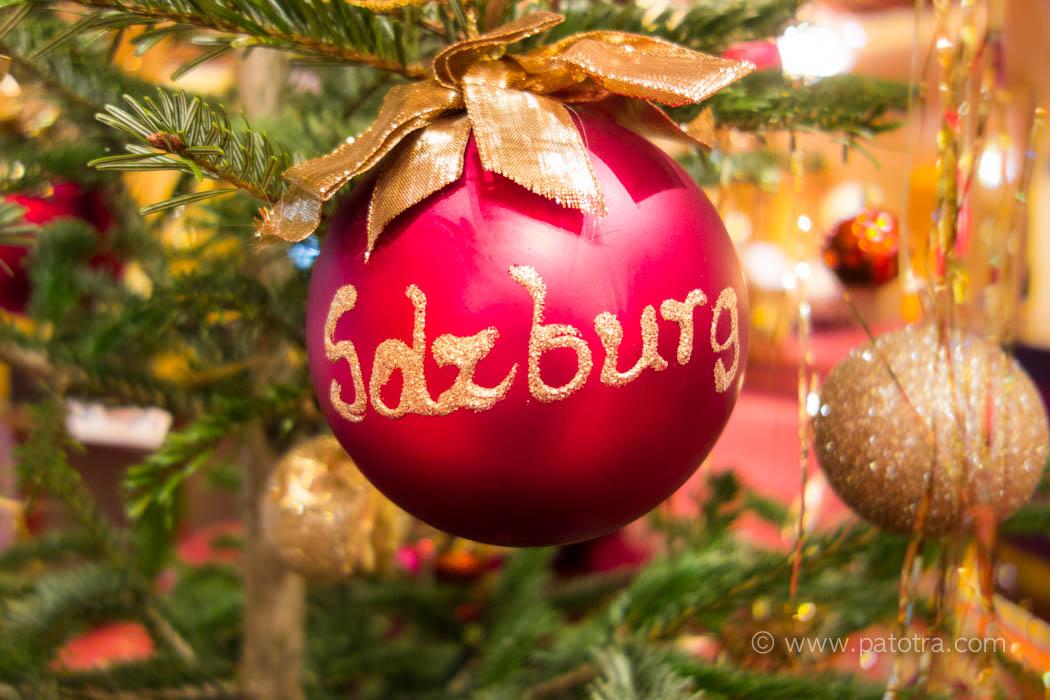 Salzburg weihnachtlich