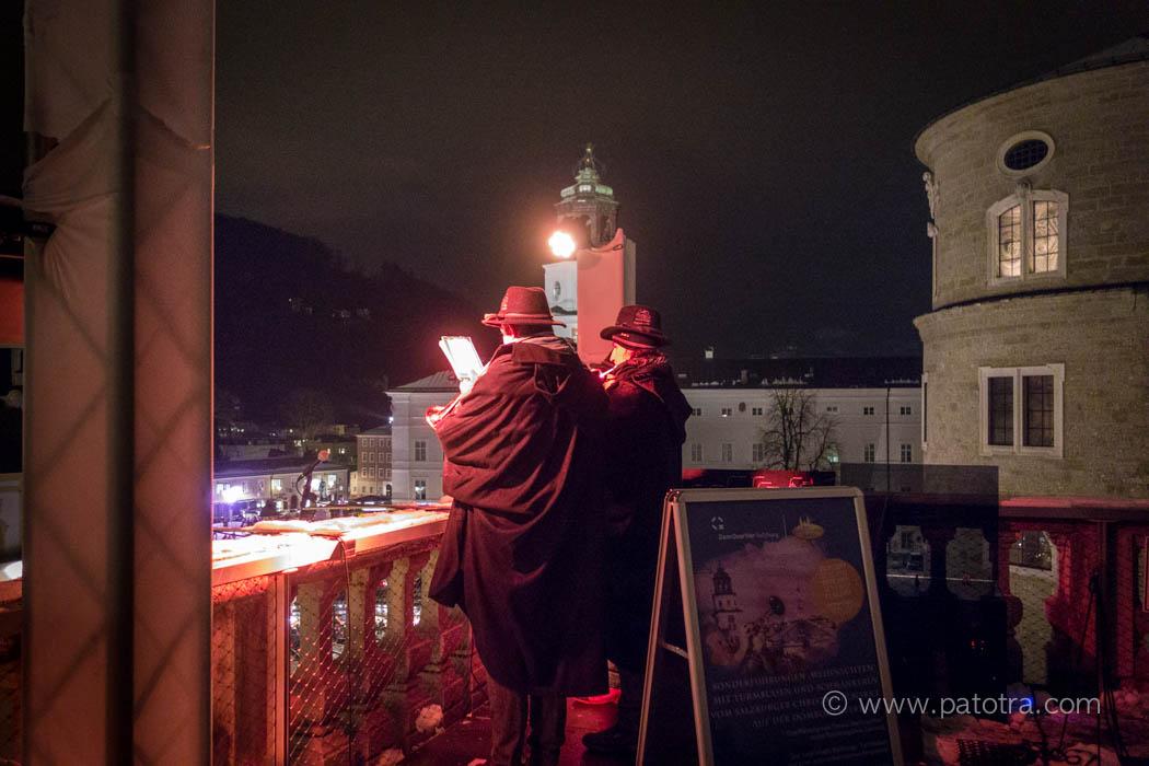 Salzburg Turmbläser